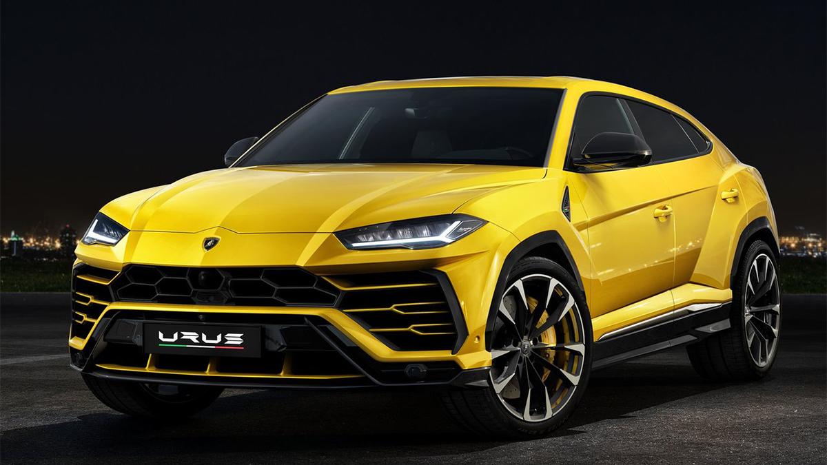 2019 Lamborghini Urus 4.0 V8