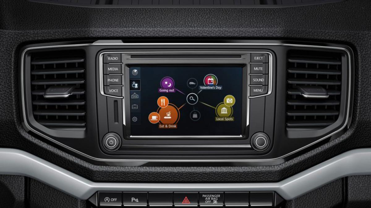 2018 Volkswagen Amarok V6 3.0 TDI Aventura