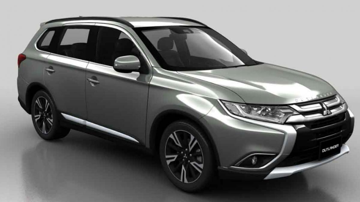 2021 Mitsubishi Outlader 典藏型