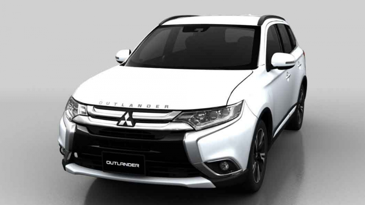 2021 Mitsubishi Outlader 安全型七人座