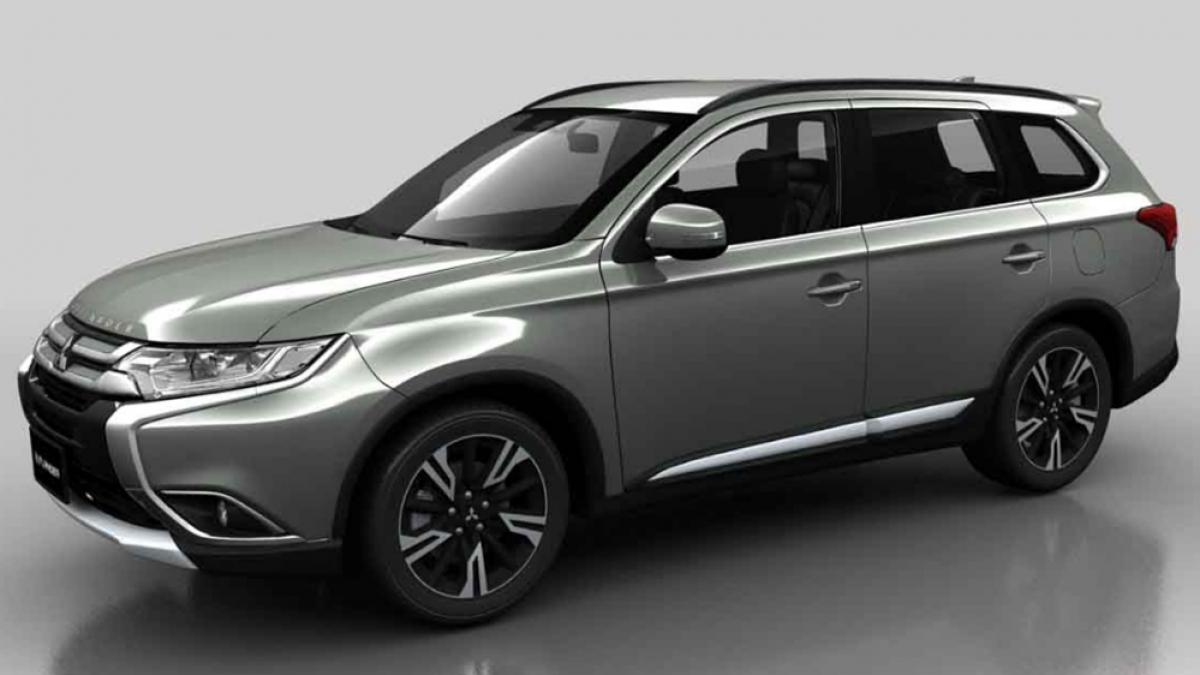 2021 Mitsubishi Outlader 安全型
