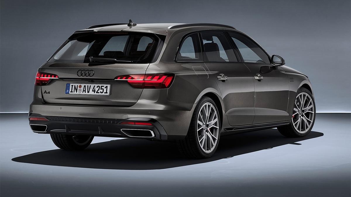 2020 Audi A4 Avant 45 TFSI quattro S-Line