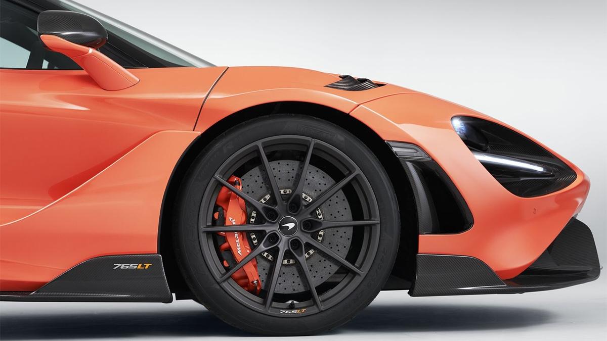 2020 McLaren 765 LT V8