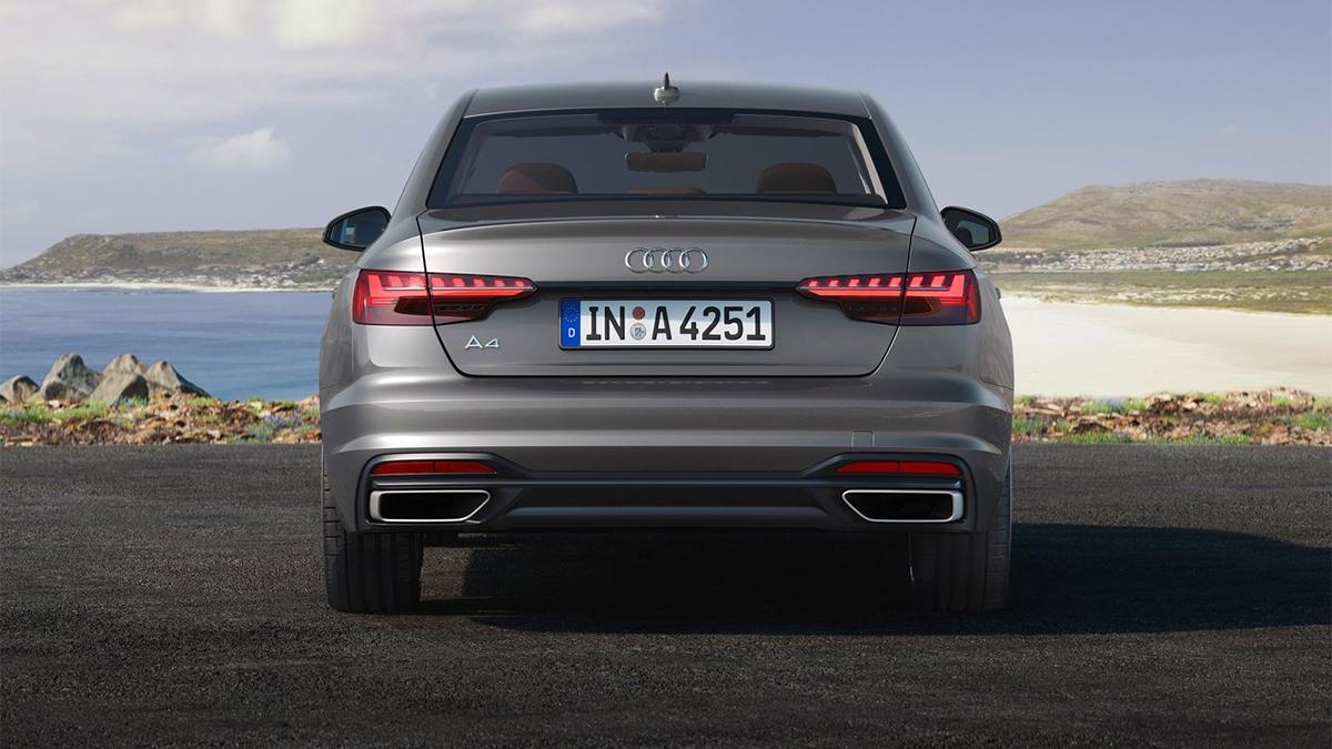 2020 Audi A4 Sedan 40 TFSI Advanced