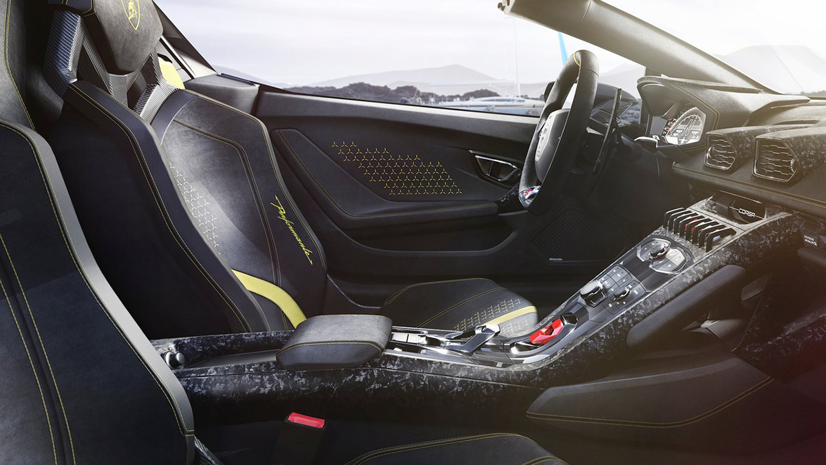 2018 Lamborghini Huracan Spyder Performante