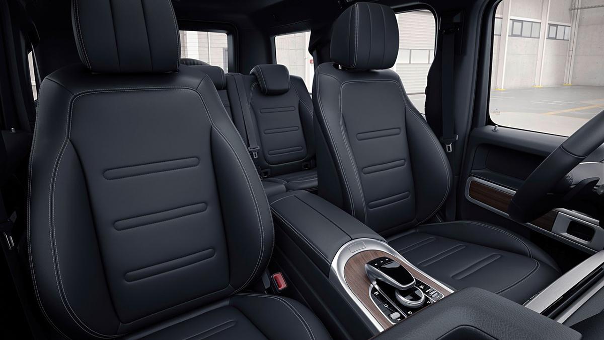 2018 M-Benz G-Class(NEW) G500