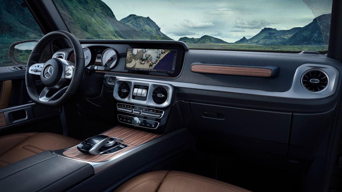 2020 M-Benz G-Class G500
