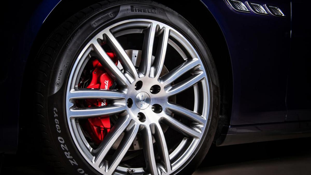 2018 Maserati Quattroporte Veloce