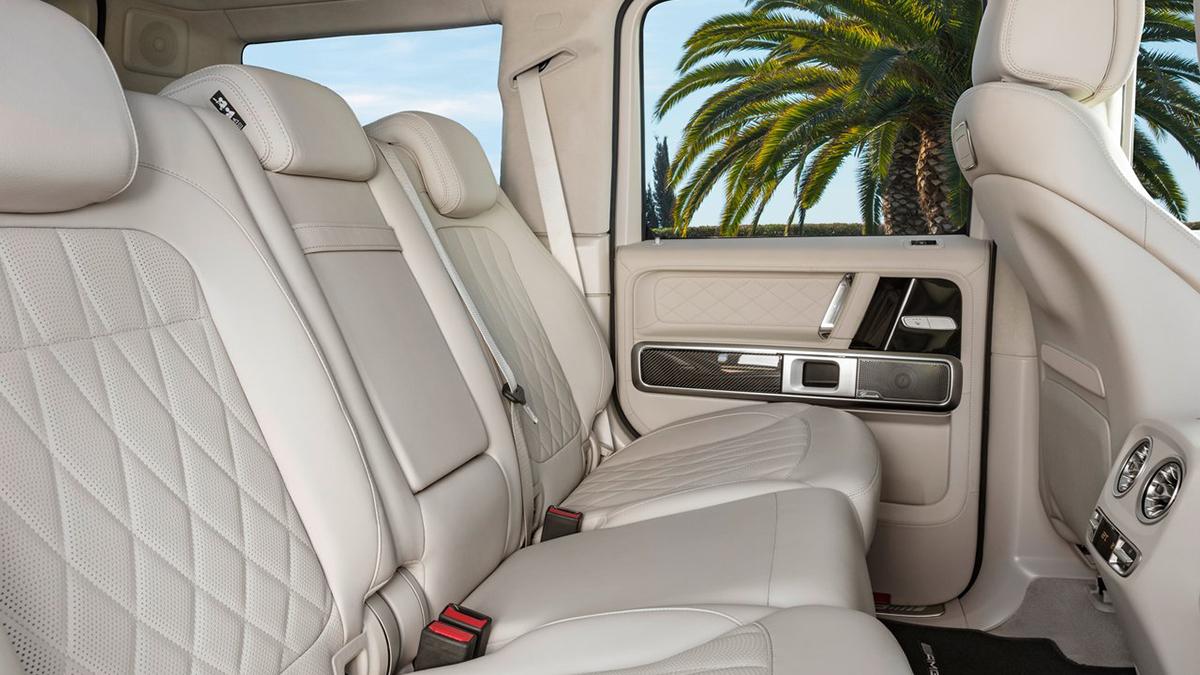 2018 M-Benz G-Class(NEW) AMG G63