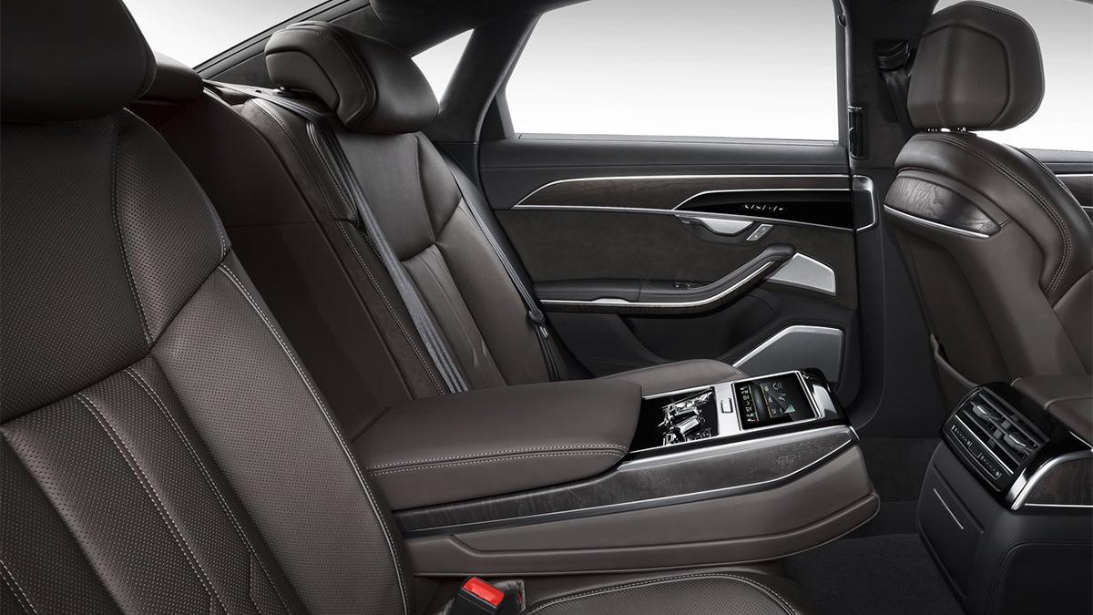 2019 Audi A8 50 TDI quattro