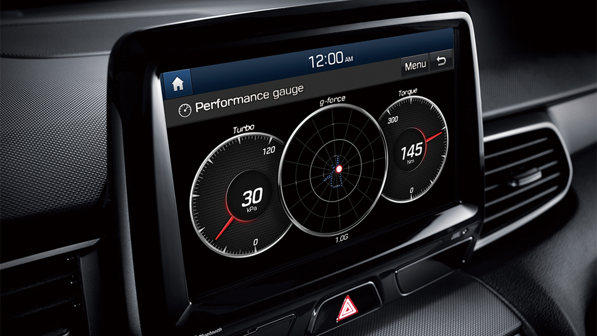 2019 Hyundai Veloster 1.6 Turbo