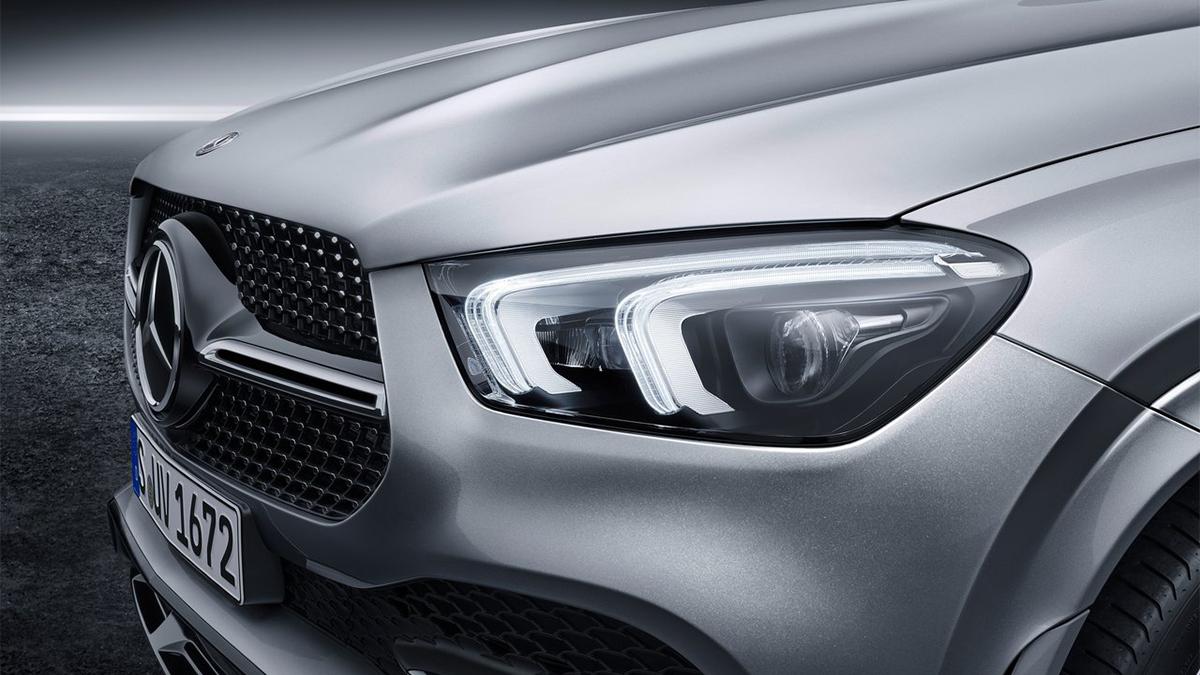 2020 M-Benz GLE 300d 4MATIC