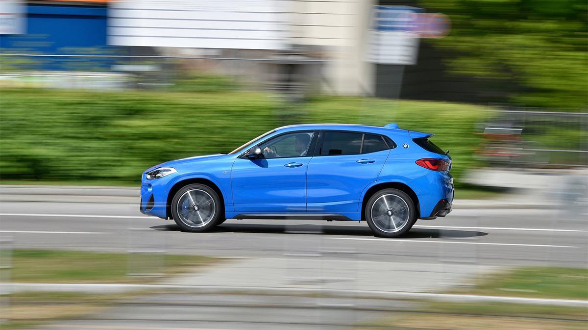 2020 BMW X2 M35i