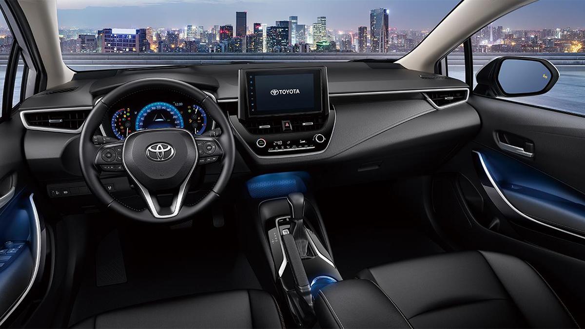 2019 Toyota Corolla Altis(NEW) 1.8豪華
