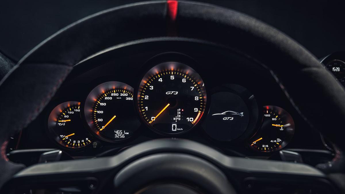 2019 Porsche 911 GT3 4.0
