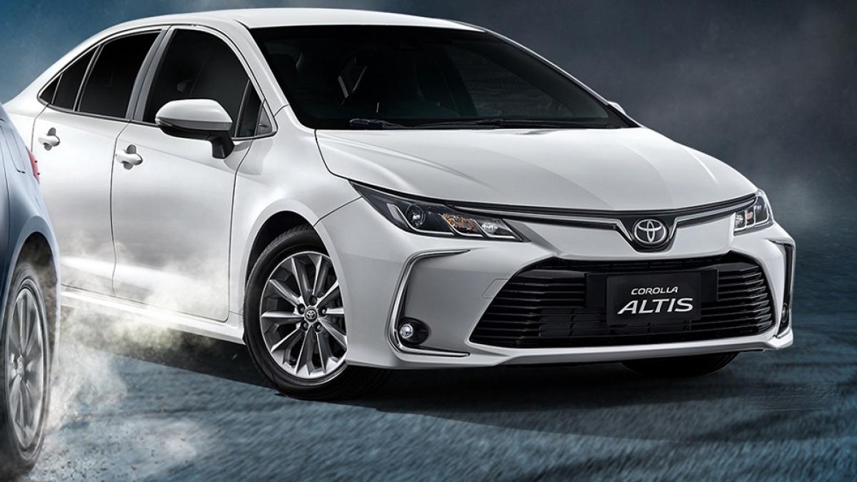 2020 Toyota Corolla Altis 1.8經典