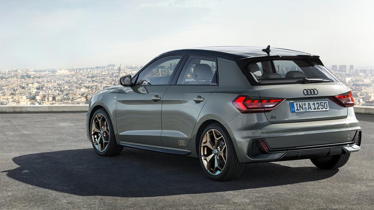 2020 Audi A1 Sportback 30 TFSI S-Line
