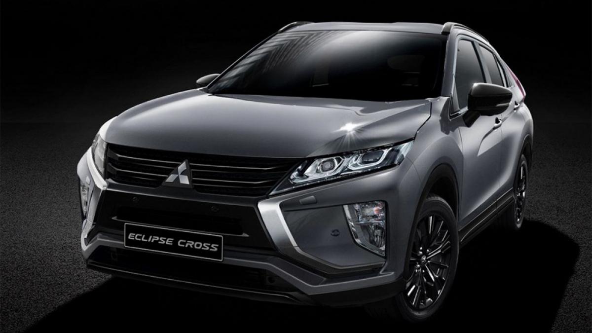 2020 Mitsubishi Eclipse Cross S-AWC行家型