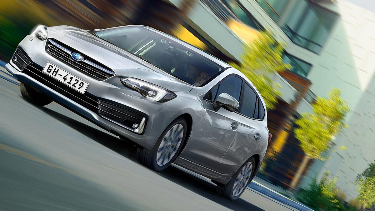 2020 Subaru Impreza 5D 1.6i-S