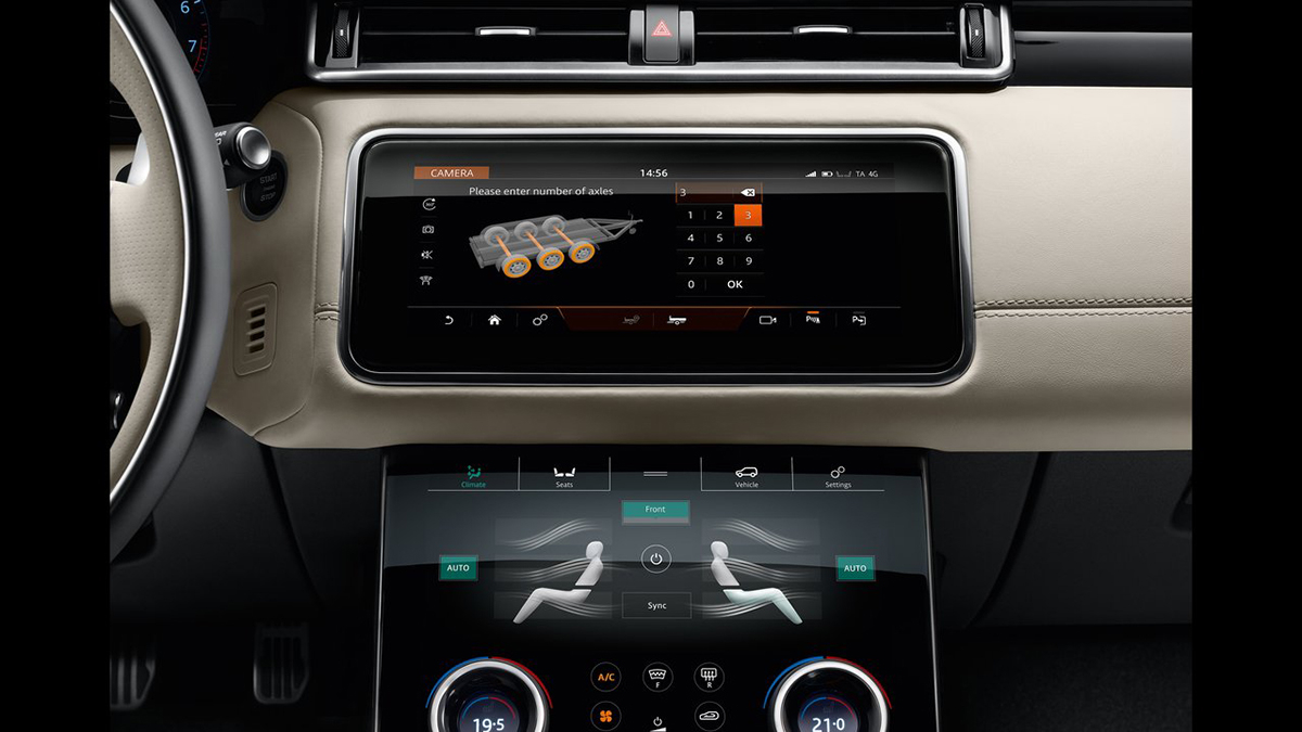 2018 Land Rover Range Rover Velar HSE P380R-Dynamic