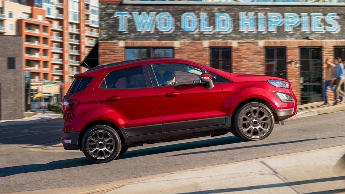 2019 Ford EcoSport 1.5都會時尚型