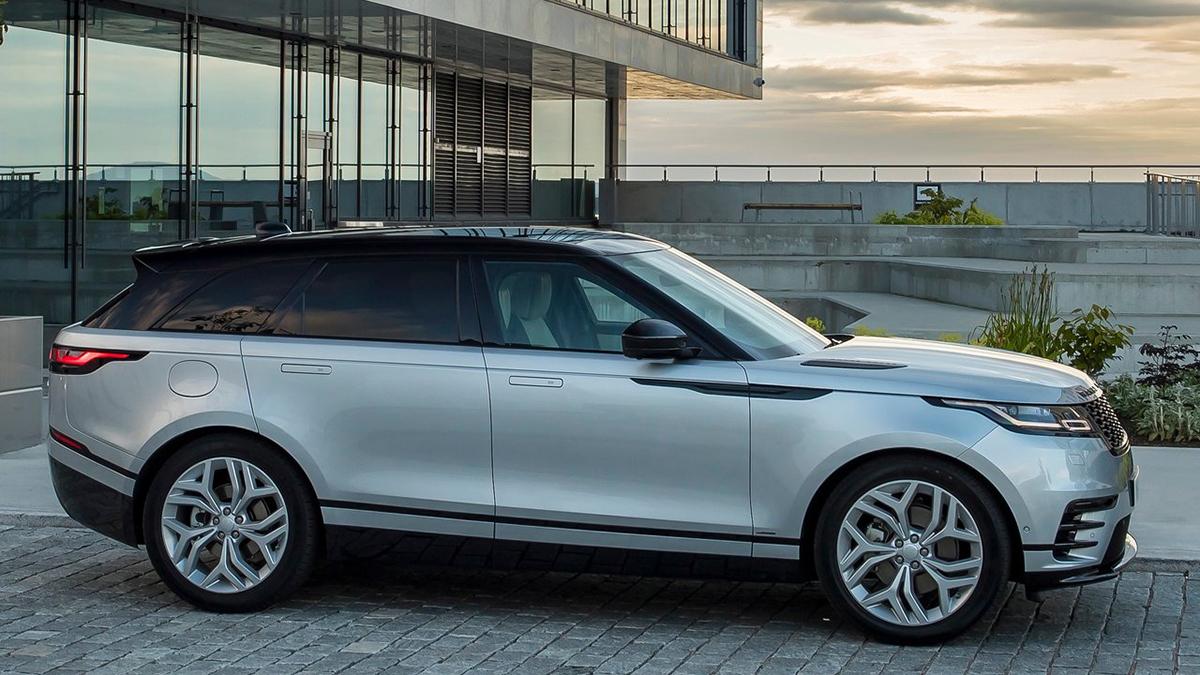 2019 Land Rover Range Rover Velar S D240R-Dynamic