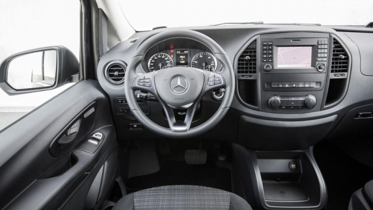 2019 M-Benz Vito Tourer 120