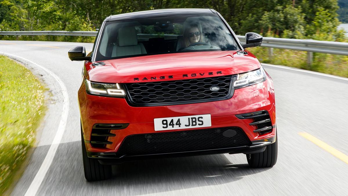2018 Land Rover Range Rover Velar S D240R-Dynamic