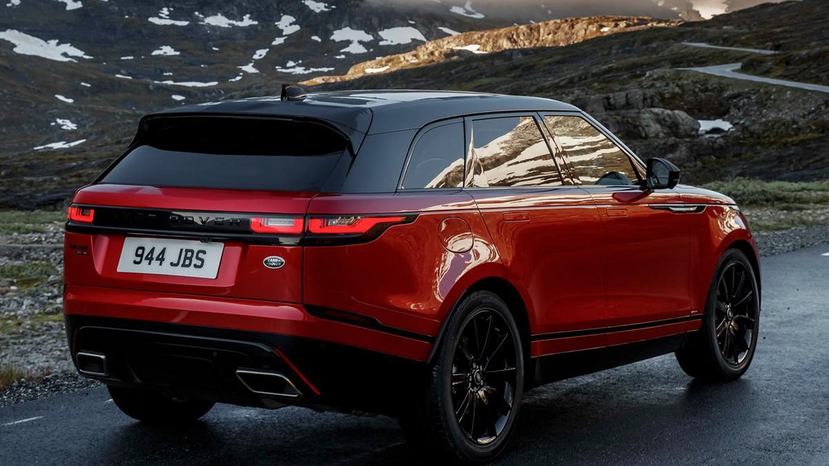 2018 Land Rover Range Rover Velar S D180R-Dynamic