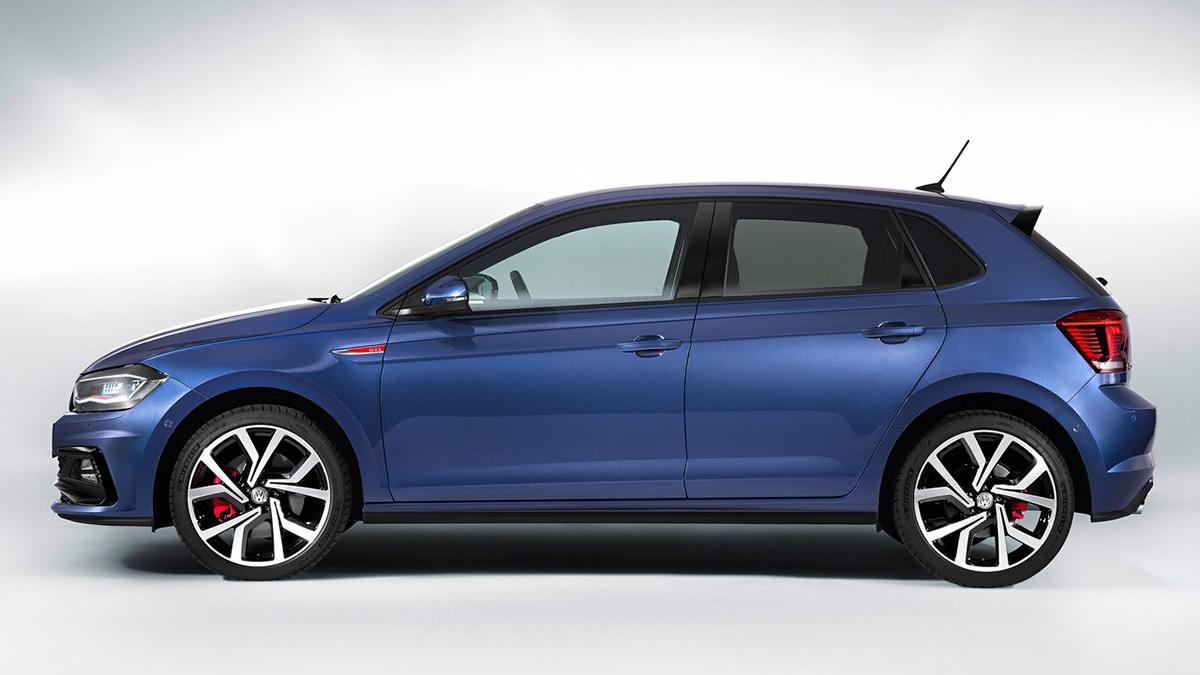 2018 Volkswagen Polo GTI