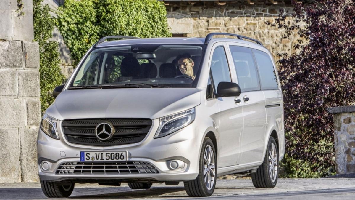 2018 M-Benz Vito Tourer 120