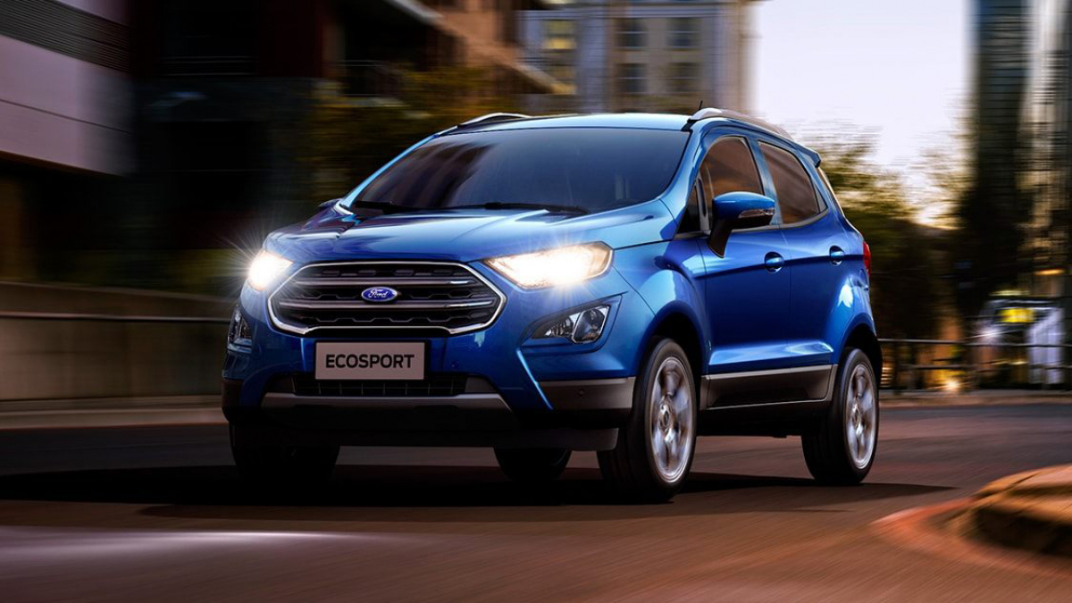 2018 Ford EcoSport(NEW) 1.5都會尊貴型