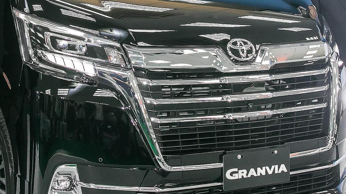 2019 Toyota Granvia 6人座豪華