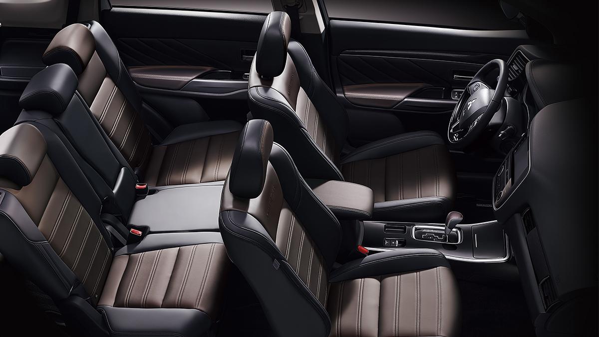 2019 Mitsubishi Outlander 安全型
