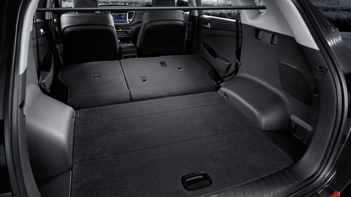 2019 Hyundai Tucson(NEW) 柴油旗艦4WD