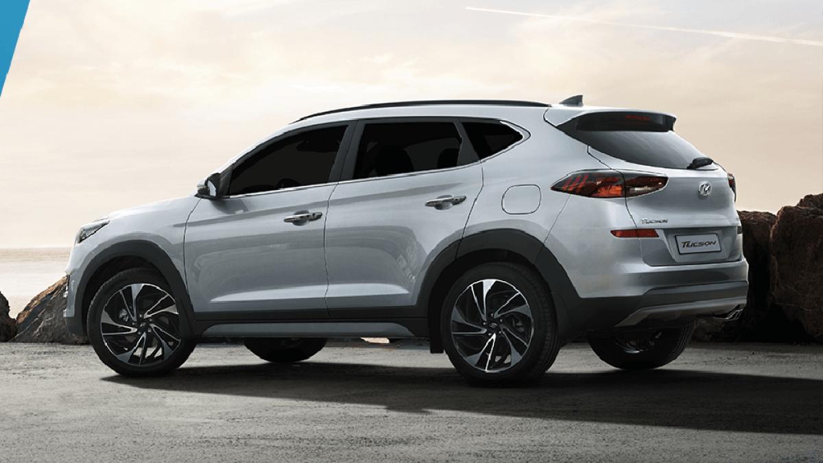 2019 Hyundai Tucson(NEW) 汽油豪華