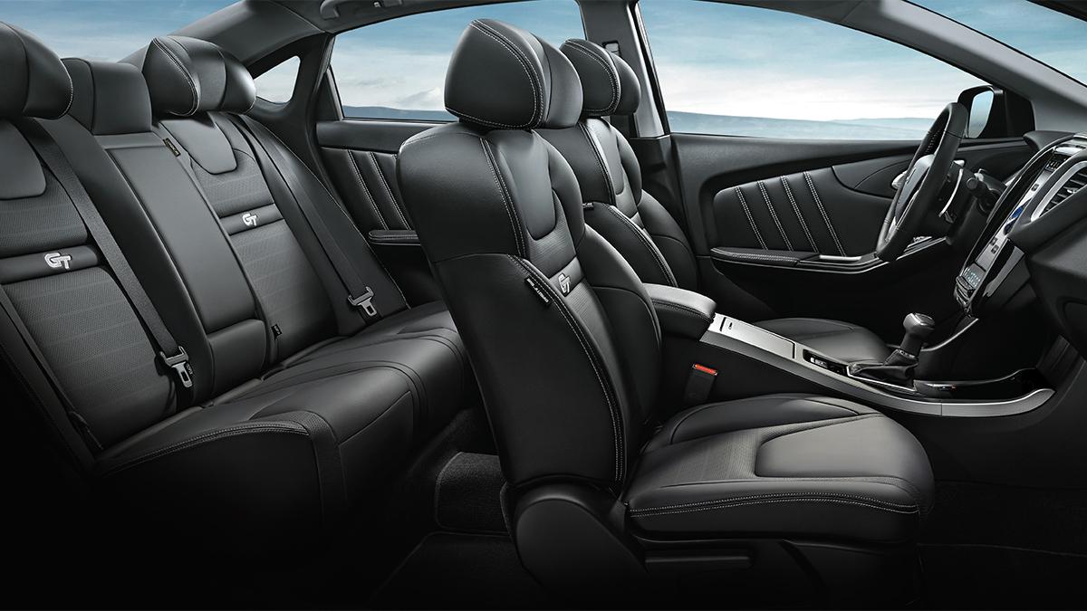 2019 Luxgen S5 GT智能款