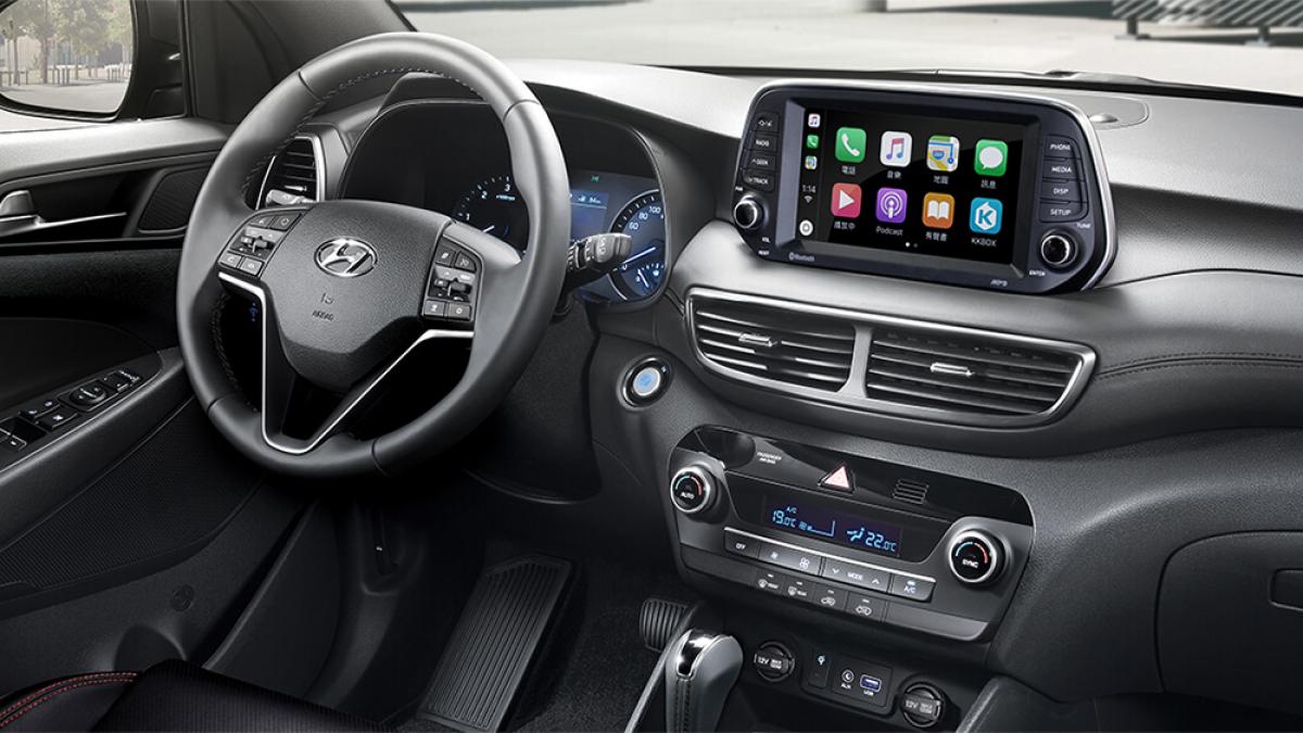 2020 Hyundai Tucson 汽油經典