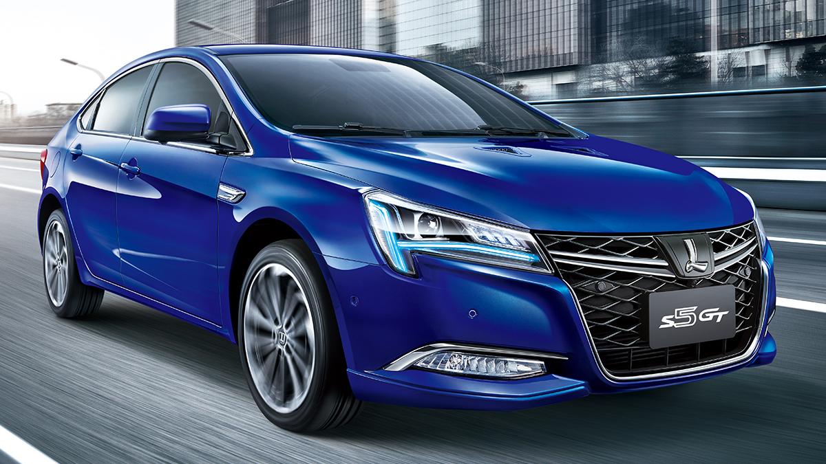 2020 Luxgen S5 GT女王款