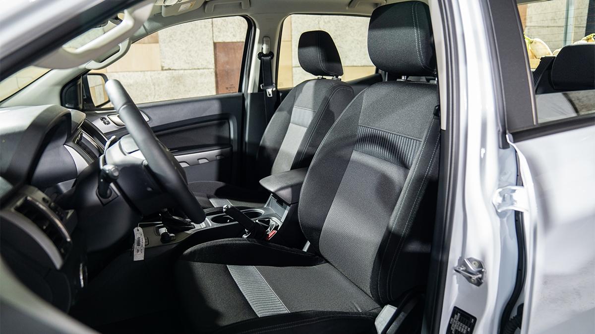 2021 Ford Ranger 全能型