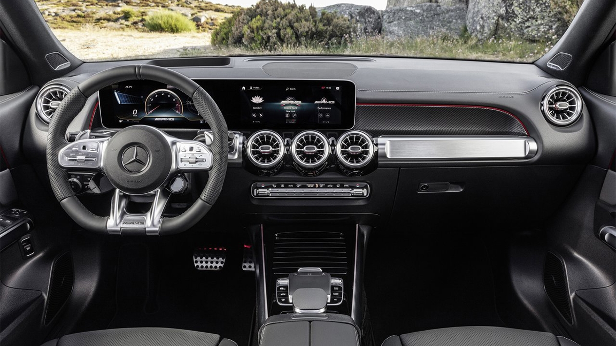 2020 M-Benz GLB AMG CLA35 4MATIC