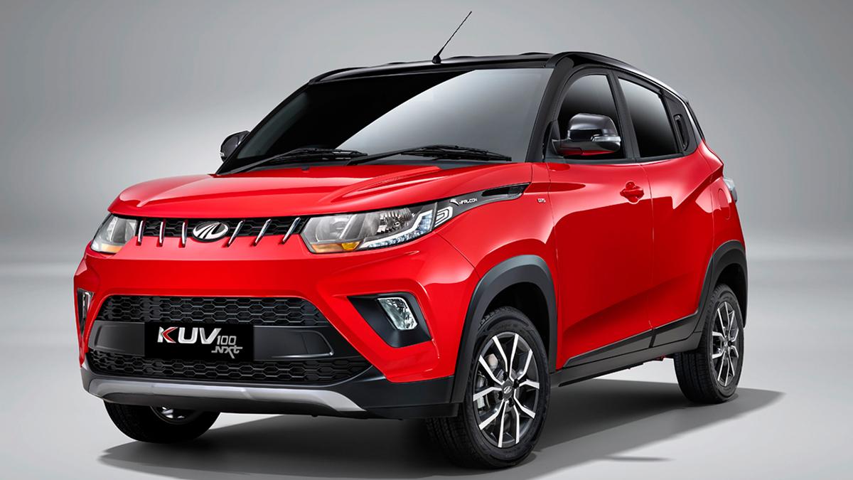 2019 Mahindra KUV 100 1.2