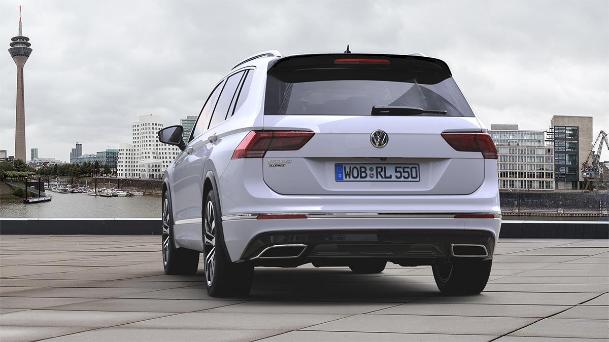 2019 Volkswagen Tiguan Allspace 380 TSI R-Line  Performance