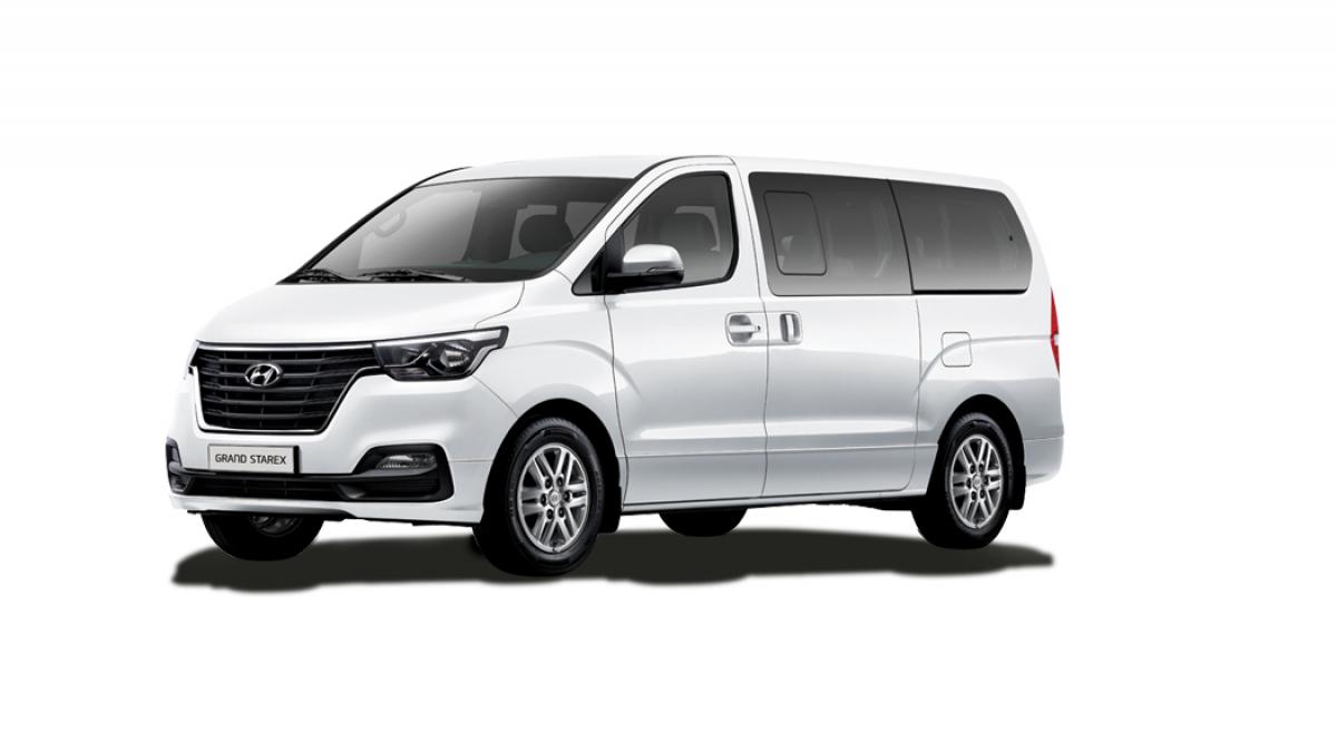2019 Hyundai Grand Starex 尊爵型