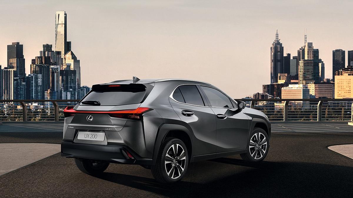2019 Lexus UX 200菁英版