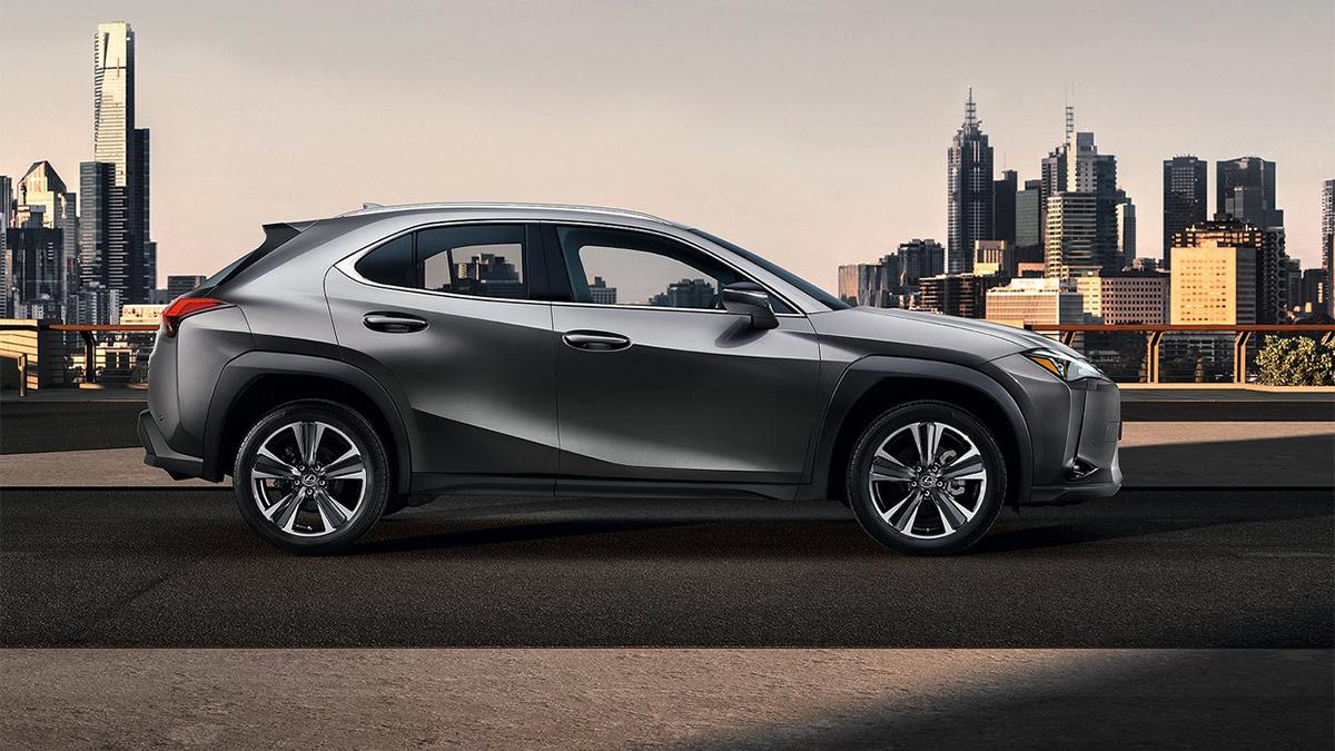 2020 Lexus UX 200菁英Plus版