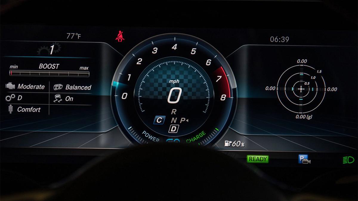 2019 M-Benz E-Class Sedan AMG CLS53 4MATIC+