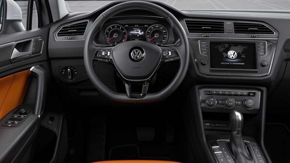 2019 Volkswagen Tiguan 330 TSI Comfortline