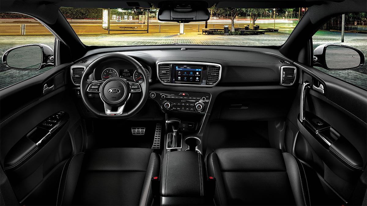 2020 Kia Sportage GT Line AWD