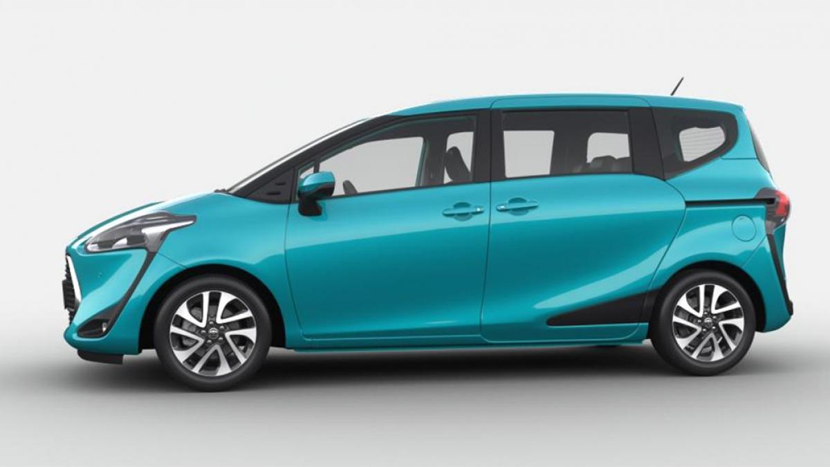 2020 Toyota Sienta 5人座豪華+